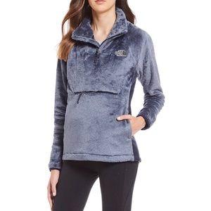 The North Face Womens Osito Fleece 1/4 Zip Jacket